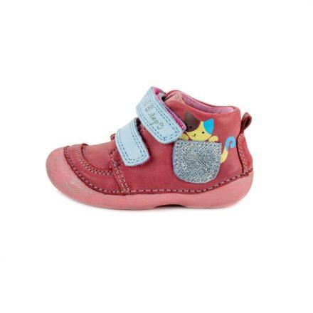 D.D.step kislány 'első lépés' barefoot cipő (19-24) 015-183B