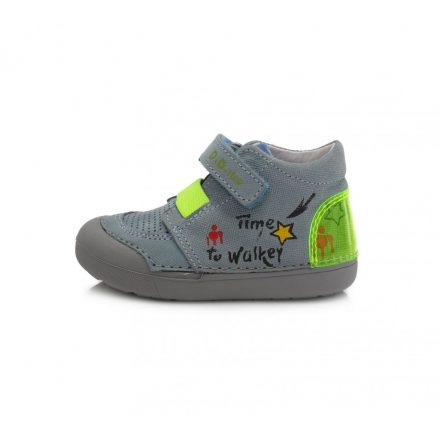 D.D.Step fiú Barefoot átmeneti cipő (20-25) 066-739