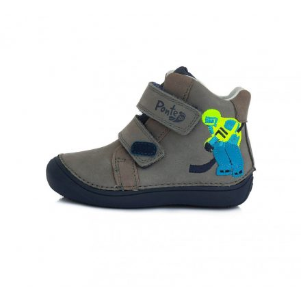 Ponte20 fiú supinált magasszárú cipő (24-29)- DA03-1-467A