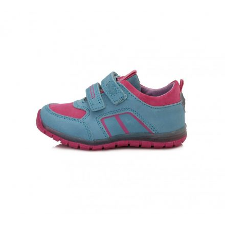 Ponte20 supinált lány bőr cipő (28-33) DA07-1-716B