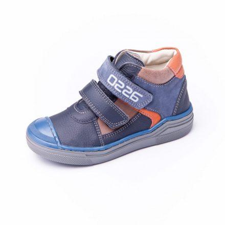 ASSO kisfiú bőr cipő- UTOLSÓ PÁR (26) - F-BK-002-07