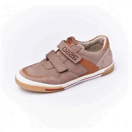 Asso fiú bőr cipő (31-35) F-C-103-01