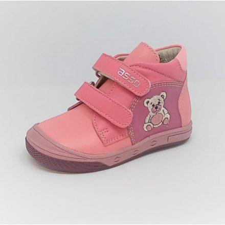 Asso kislány bőr cipő (20-24) - L-C-003-15